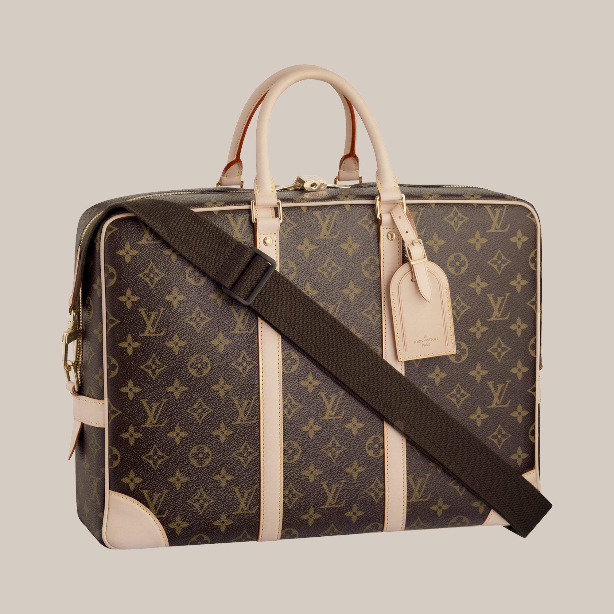 afe1b0bf44c8 Louis Vuitton Porte-Documents Voyage GM - - Sacs-homme   LOUIS ...