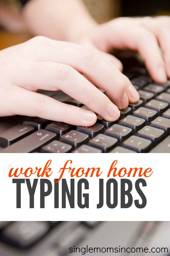 Work From Home Typing Jobs | Free online Jobs,Free data