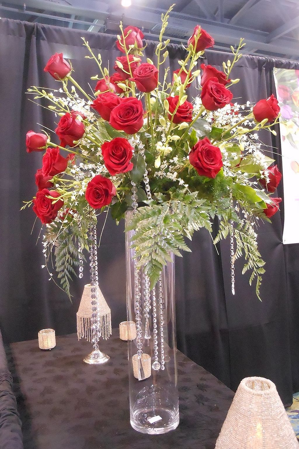 Fantastic Ideas For Red Floral Arrangement 5 Floral Arrangement