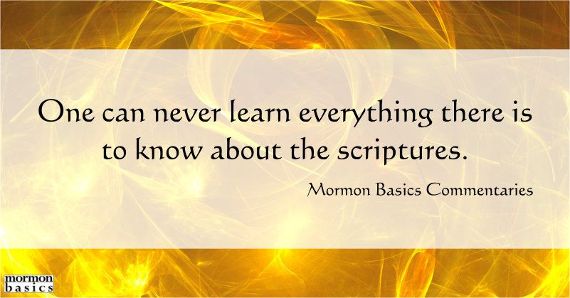 Lesson 8. Mormon Basics offers commentaries based on the Relief Society - Priesthood manuals. These quotes are a mixture of quotes from the prophets and Mormon Basics. You can find the commentaries in the Mormon Basics Store.