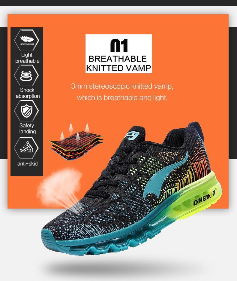 63848d9702a5e1 Onemix men s sport running shoes men s sneakers breathable mesh light athletic  shoe male footwear Department Name