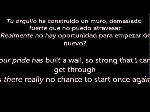 Still Loving You Scorpions Lyrics English Spanish Espanol Ingles Youtube Aun Te Quiero Musica En Ingles Espanol Ingles