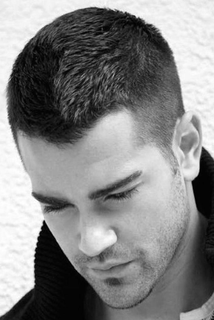 10 Faux Hawk Haircuts Hairstyles For Men Mens Fashion