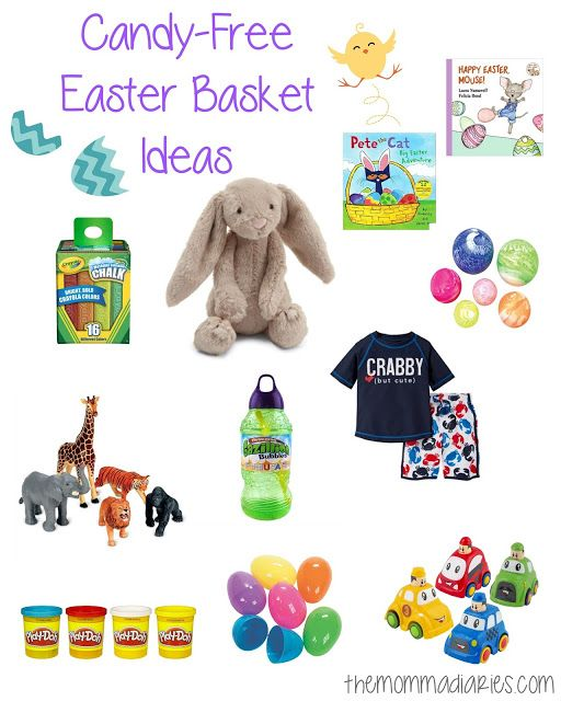 Candy free easter basket ideas basket ideas easter baskets and candy free easter basket ideas negle Image collections