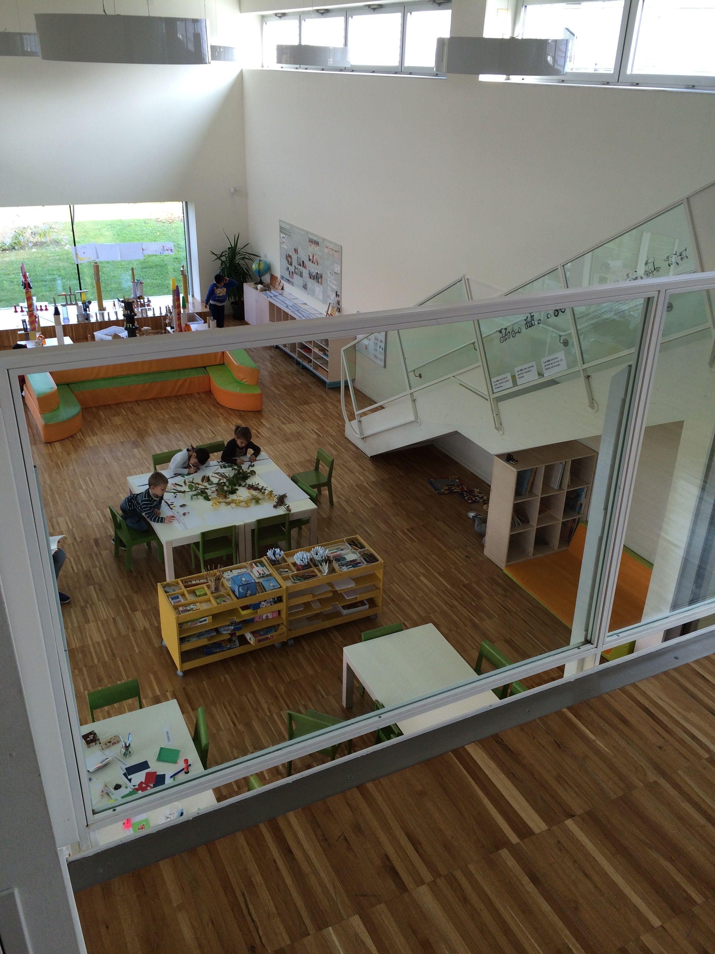 KinderWelten Gestalten Reggio Emilia Raumgestaltung Preschool ...