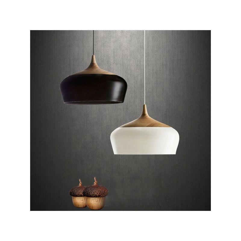 Kaufen (EU Lager)Pendelleuchte Modern Aluminium Malerei 1 Flammig Mit  Günstigste Preis Und