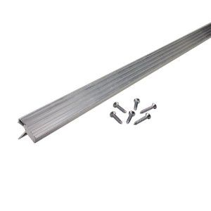 Mill M-D Building Products 69547 1-3//4-Inch by 48-Inch DB003 U-Shaped Door Bottom with Drip Cap