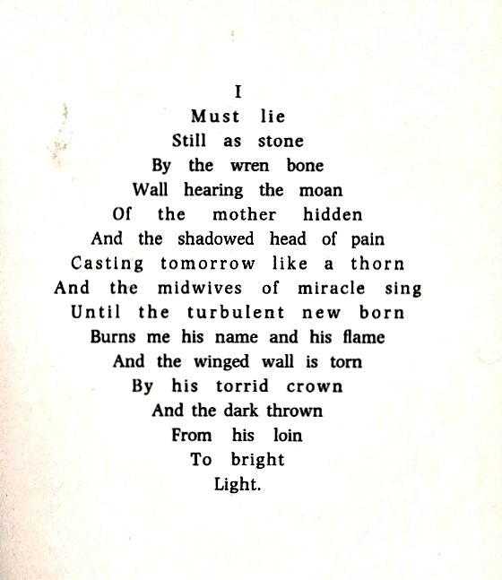 I Must Lie Dylan Thomas Dylan Thomas Dylan Thomas Poems Poetry Words