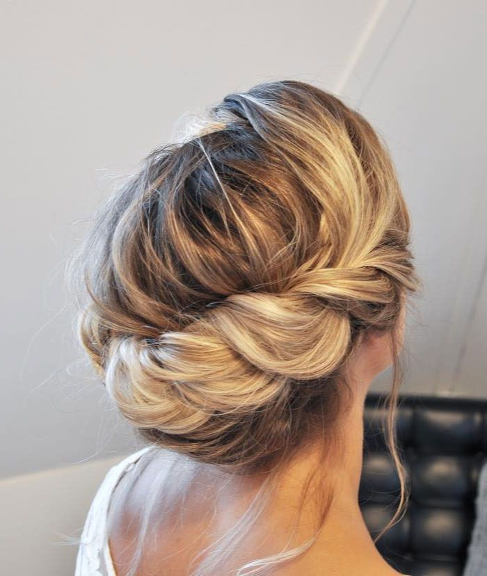 Rope braid hairstyle with two strands,hair ideas color, hairstyle ideas for school, easy hair ideas, hairstyle ideas for long hair #bridalhair #classicbride #beautifulhairdo#hairstylist #bridalhairdo #weddinghair #bun #hairinspiration #updostyle #bridalbun