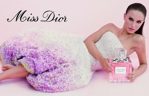 Natalie Portman for Miss Dior Eau De Toilette