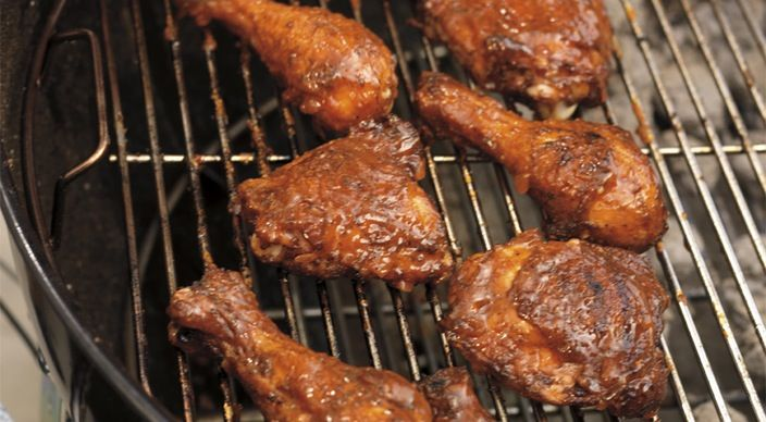 Triple Play Barbecued Chicken Poultry Recipes Recipe Can Chicken Recipes Barbecue Chicken Recipe Poultry Recipes
