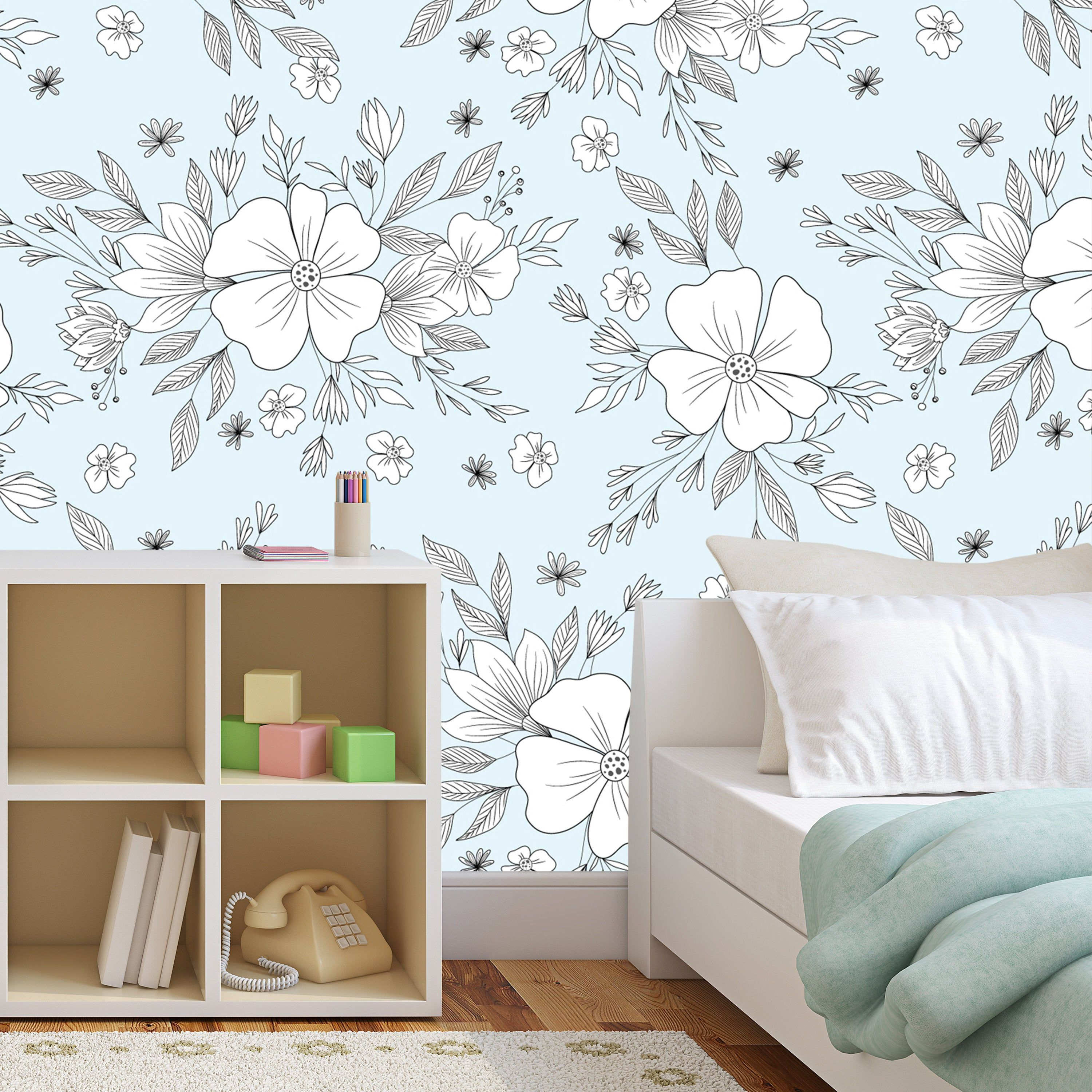 Removable Wallpaper Cube Pattern Geometric Wallpaper Traditional Or Self Adhesive Wallpaper Minimalism Interior Interior Minimal Interior Design