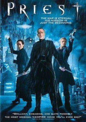 Priest Poster 1080p Hd 1080p Filmes