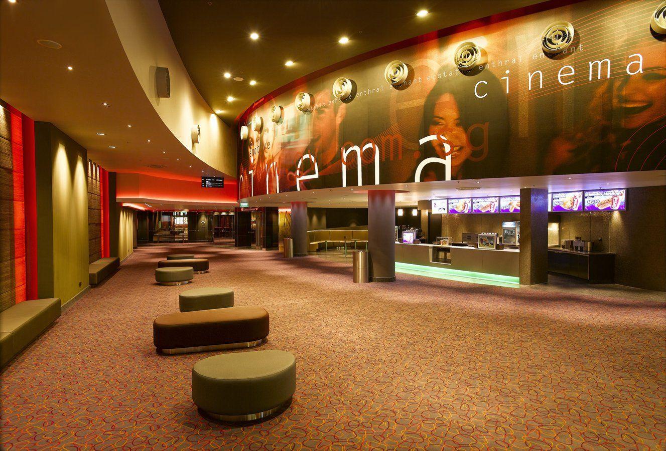Home Theater Foyer : Village cinema vivo city singapore foyer entrance