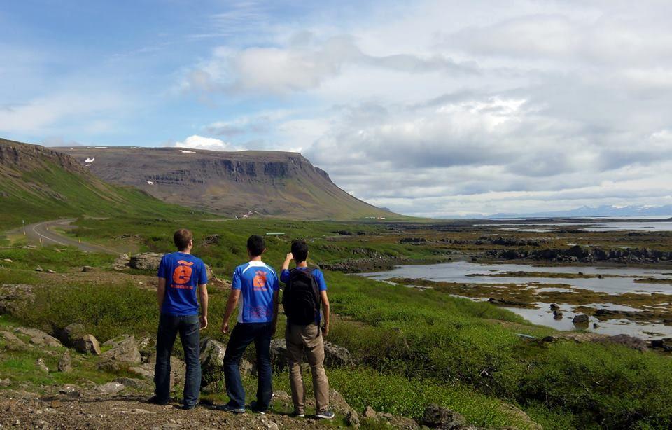 #Islandia ¡increibles paisajes..que pais! nuestros amigos disfrutaron de lo lindo. Recomendable 100%