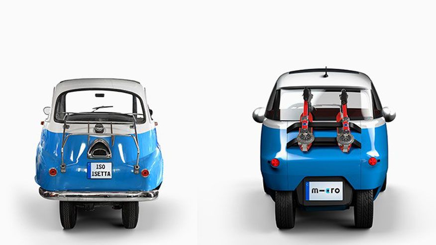 Pin De Lubo Me En Microlino Coches Pequeños Autos Pequeños Fiat 600