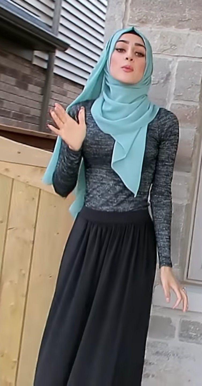 Froggy Actress Come With Sham Idrees Hijabi Fashion Hijab
