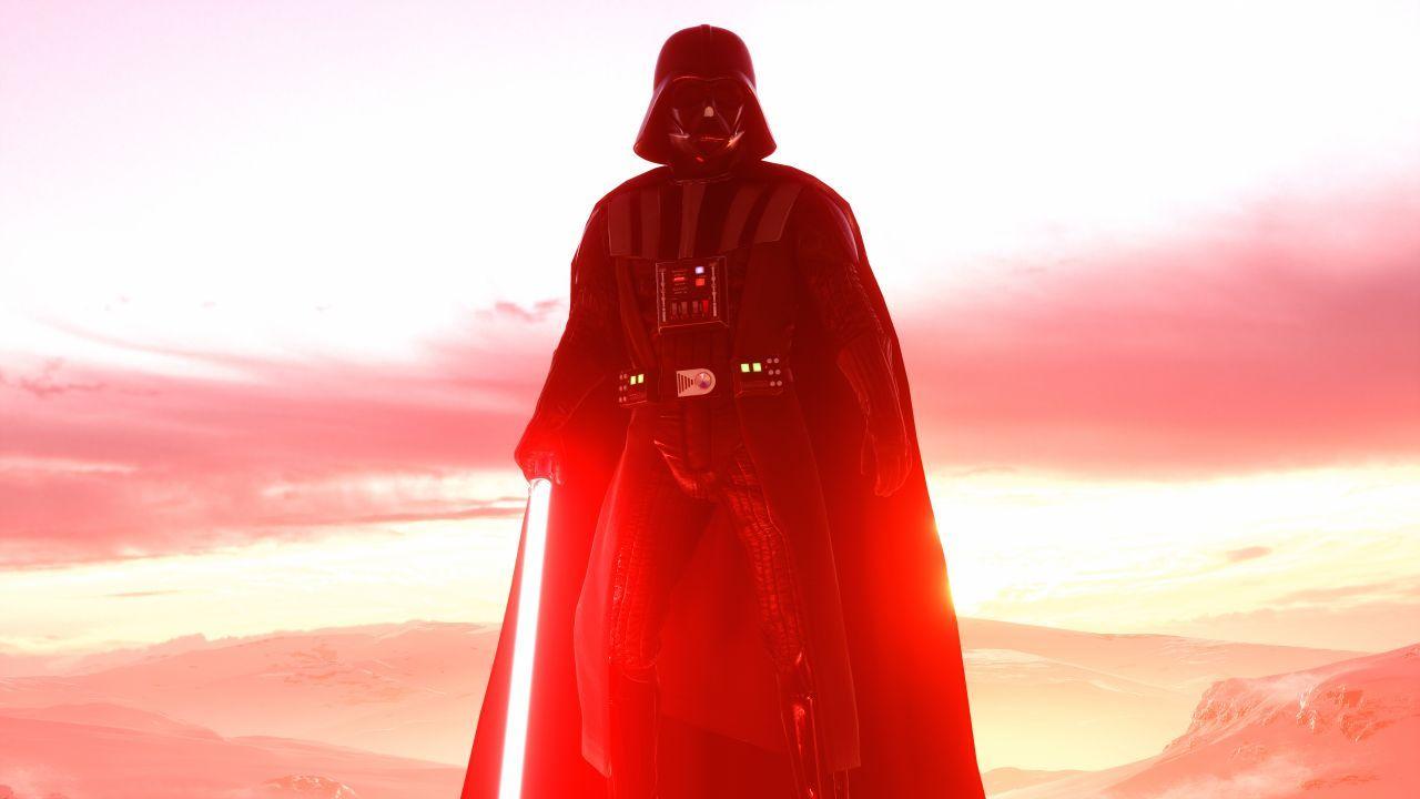 Star Wars Battlefront Darth Vader Wallpapers Desktop Background