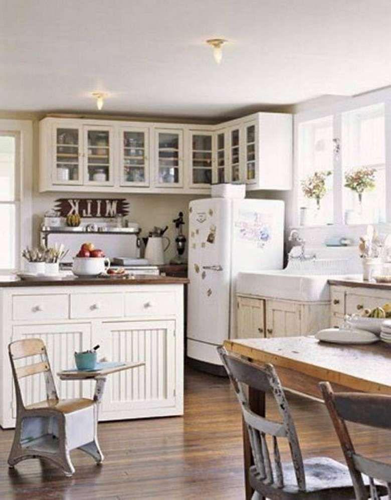 Cucine in stile shabby chic Moderne cucine case rurali