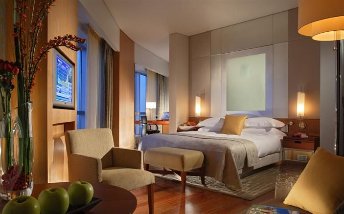 Panorama Rooms- Luxury Hotel Moscow - Swissotel Moscow