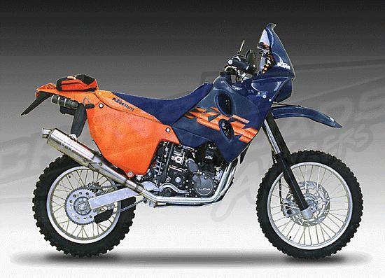 Pieces Detachees Ktm Pour Motos Street Ktm 660 Lc4 Rallye Div Modele 1999 Ktm Motos Rally Raid