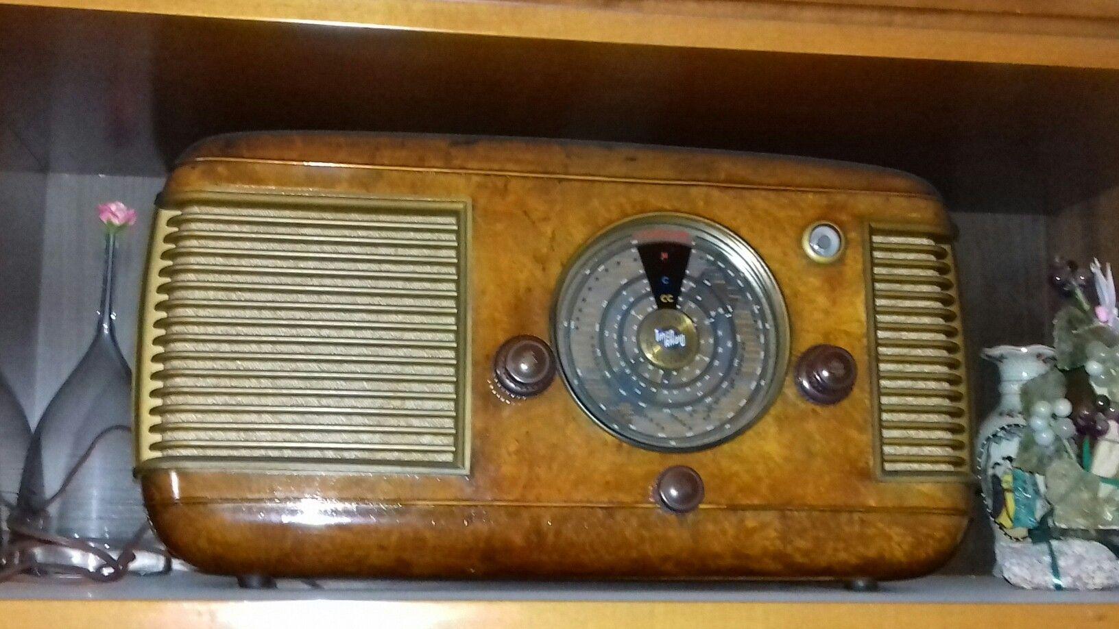 Pin de JDdiscoveries78 en Vintage Radio antigua, Radios
