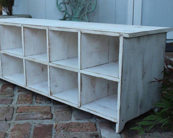 Wood Entry Organization Cubby Bench Storage Furniture Bench With Shoe Storage Entryway Bench Storage Wood Storage Bench