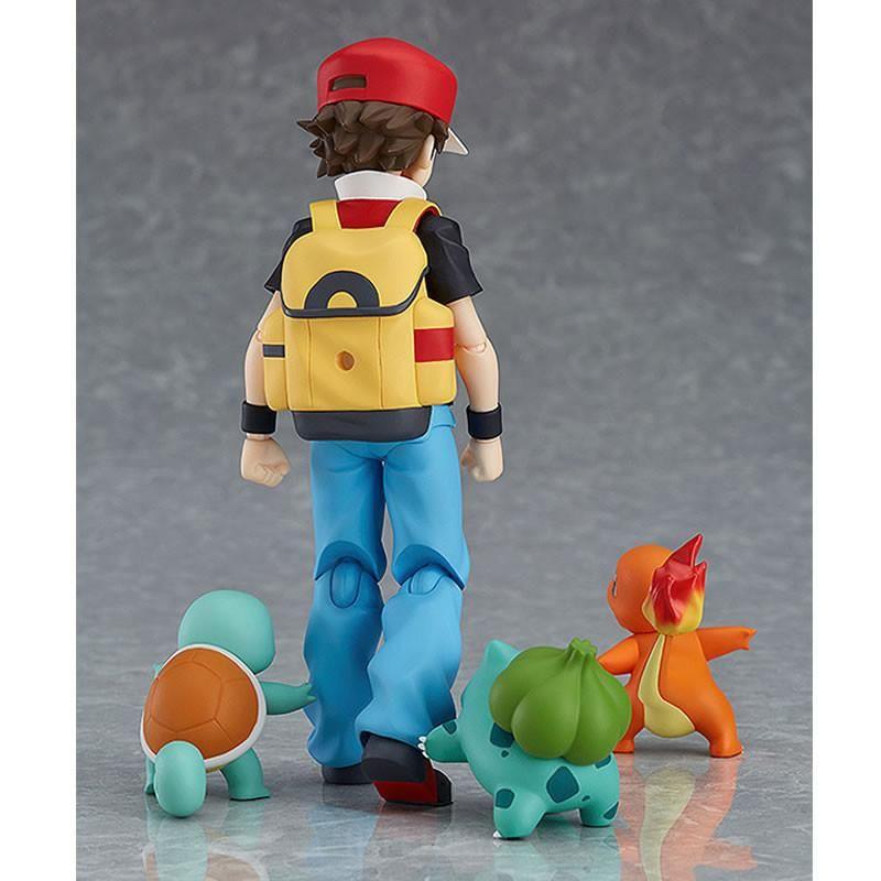 Pokémon figma Action Figure : Red | holidays | Pokemon, Pokemon