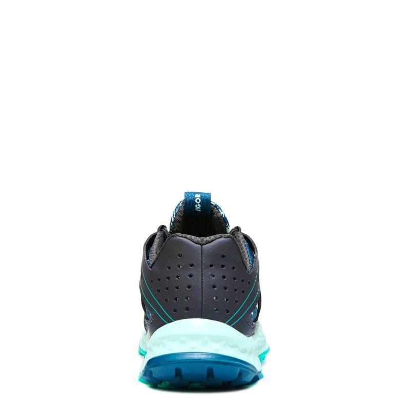 a34041f8f Adidas Women s Vigor Bounce Trail Running Shoes (Black   Mint) - 9.5 M
