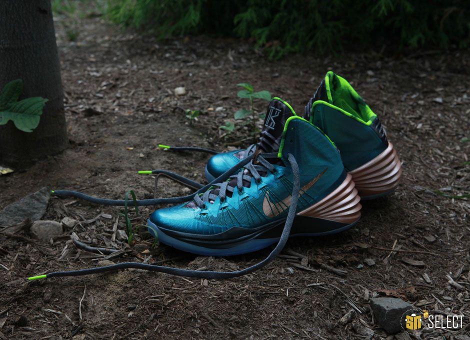 on sale cbb50 0f251 Nike Hyperdunk 2013 Kyrie Irving PE  Down Under Style
