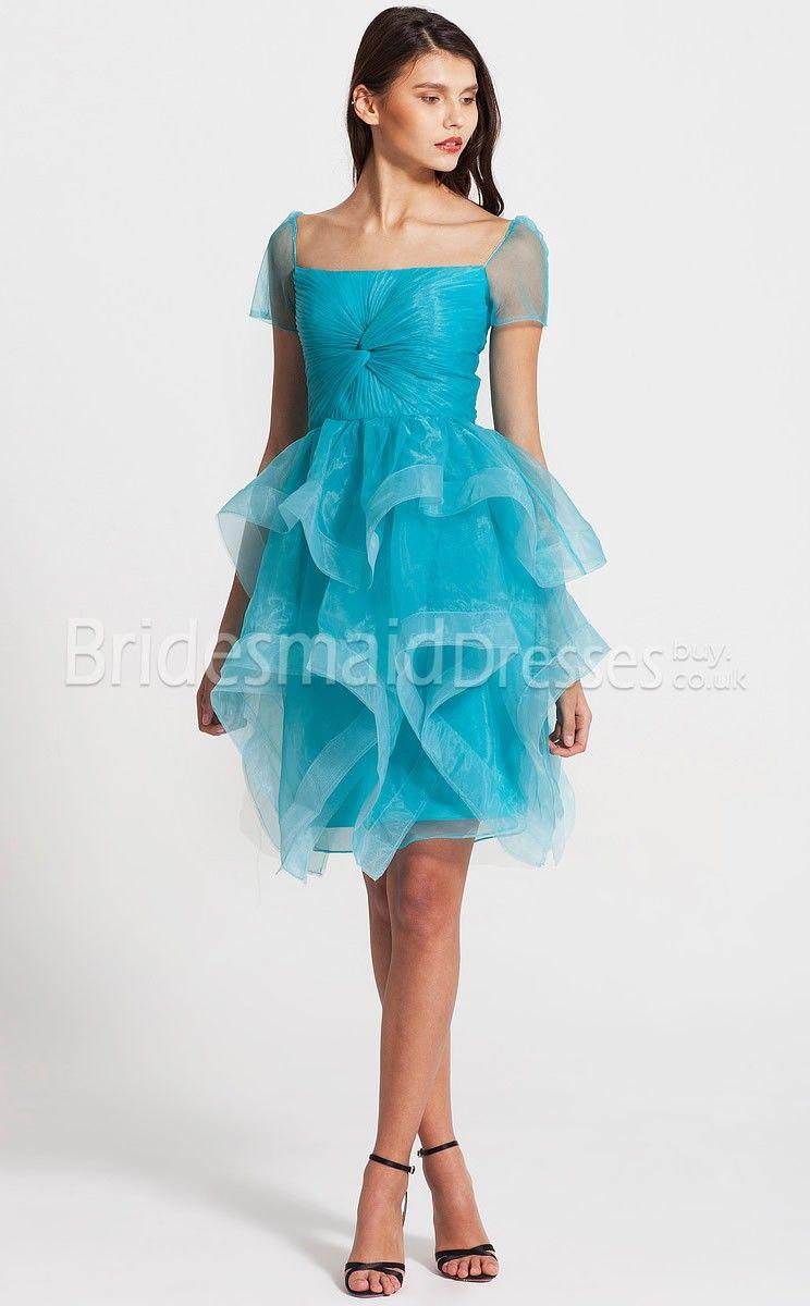 Turquoise Bridesmaid dresses,short bridesmaid dresses | Wedding ...