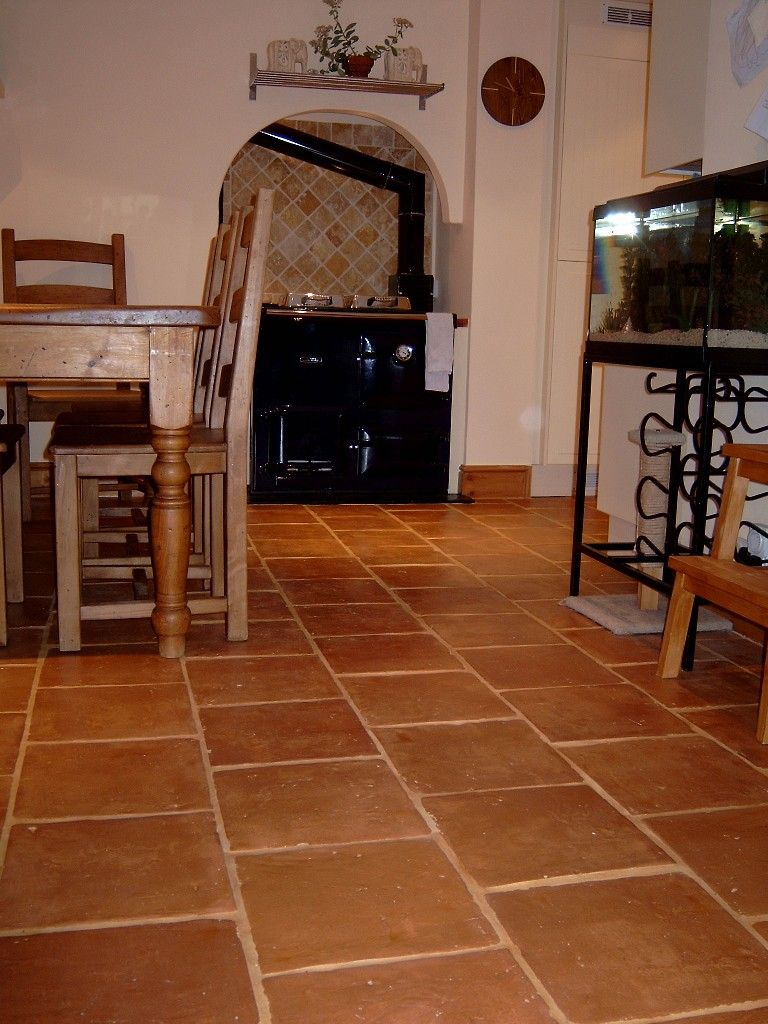 Tile flooring nice bathroom floor tile bathroom floor tiles rustic terracotta kitchen floor tiles for many individuals the kitchen flooring is the center of their house and as such plays an important part in the dailygadgetfo Gallery