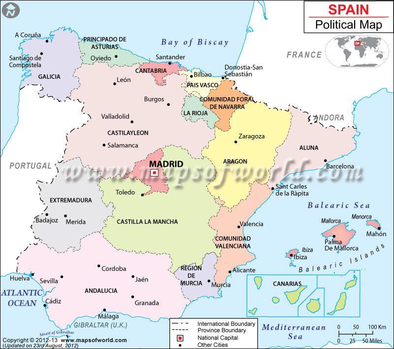 Esta es el mapa de la comunidad de Navarra Esta entre de Aragn La