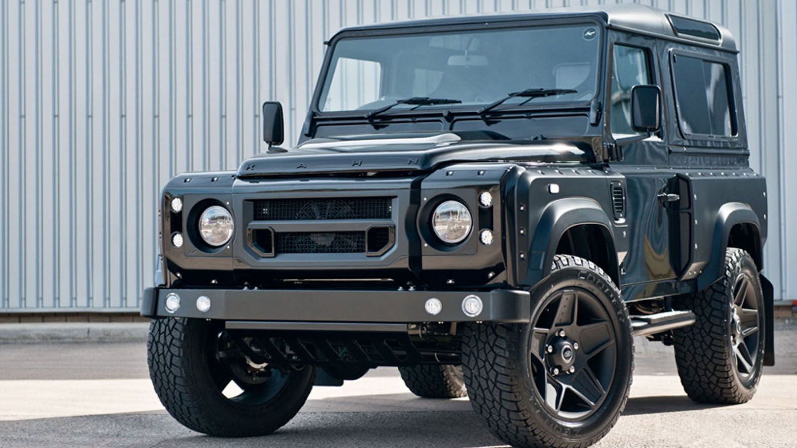 Win A Land Rover Defender 90 Wide Track By Kahn Ticket Price 5 50