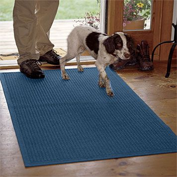 Water Trapper® Grid Mats Use these utility floor mats to