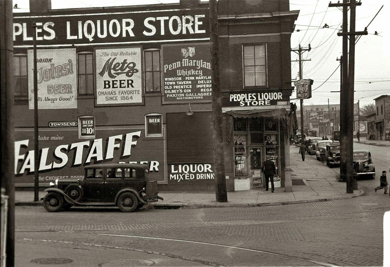 Omaha, Nebraska, 1938