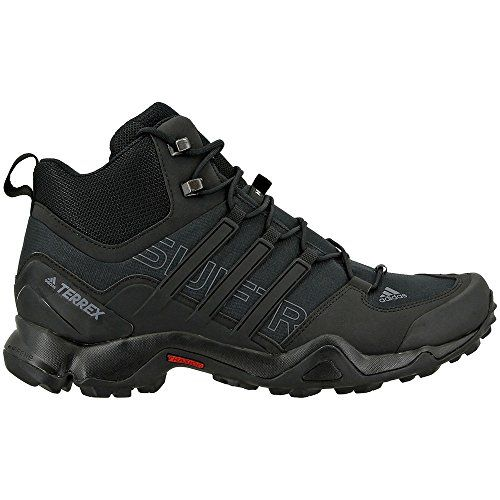 l'adidas bb4589 mens terrex swift r metà blackblackdark