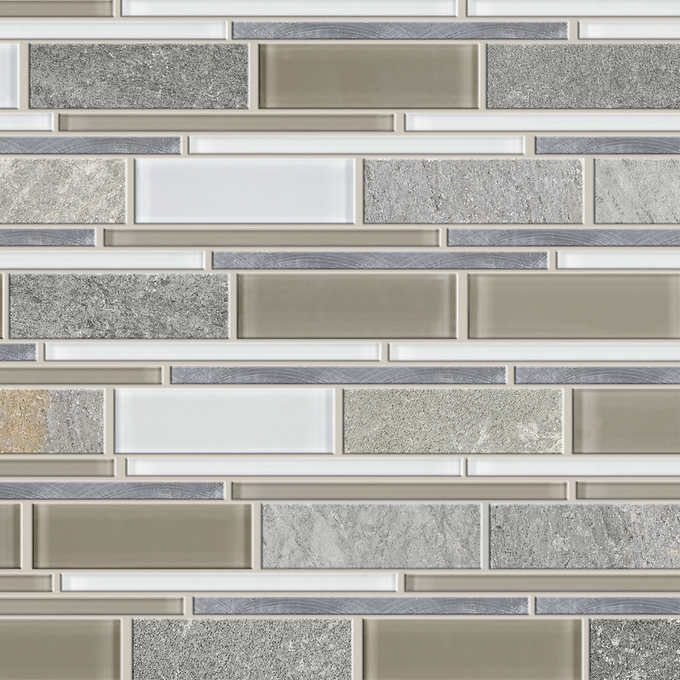 Costco Golden Select Glass And Stone Mosaic Wall Tile Colorado Stone Mosaic Wall Mosaic Wall Tiles Wall Tiles