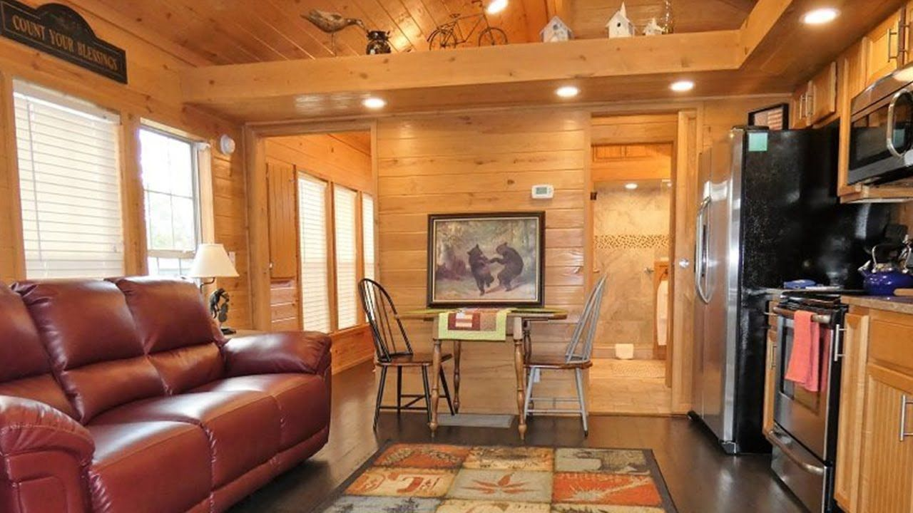 Gorgeous cozy claire   park model tiny house with beautiful interior and also rh pinterest
