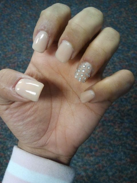 Elegant Nail Ideas For Prom Hair Nails And Makeup Pinterest