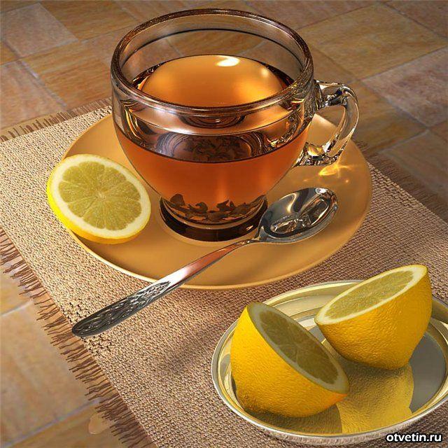 Какой чай усиливает кровообращения мозга