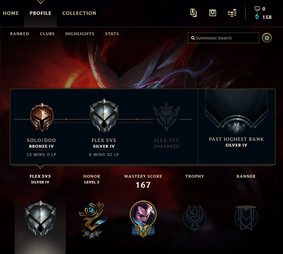 ac3500d9775b78b5e408c7de6756fcde - How To Get Honor Level 3 League Of Legends
