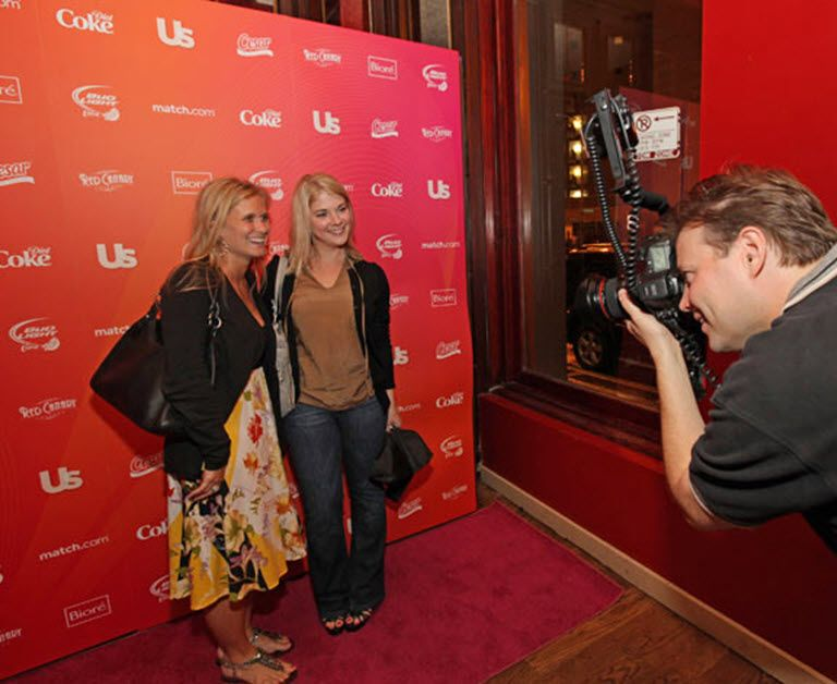 Make your event guests feel like celebrities - even when they're not.