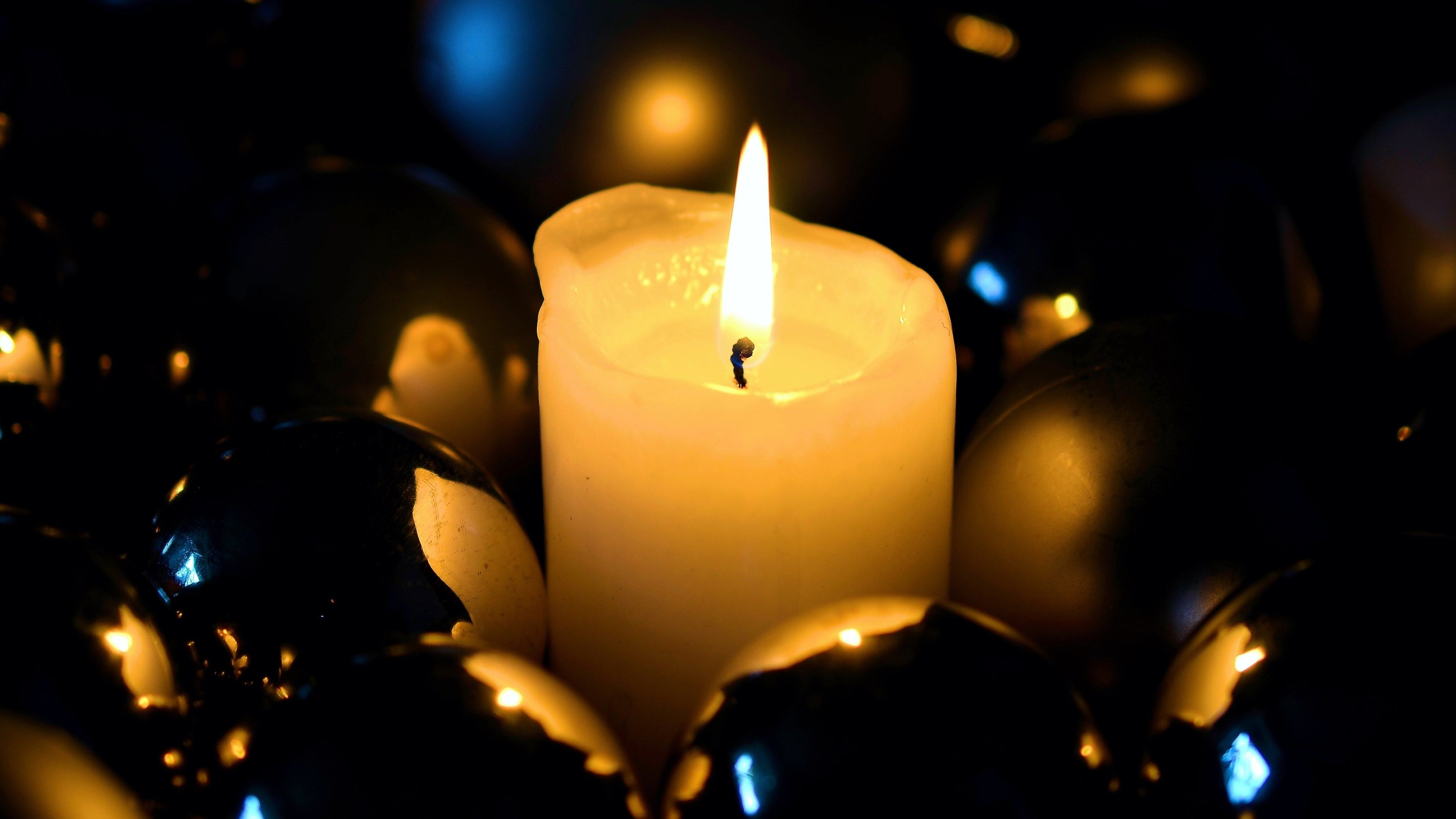 4k candle hd wallpaper (3840x2160) | pinterest | hd wallpaper