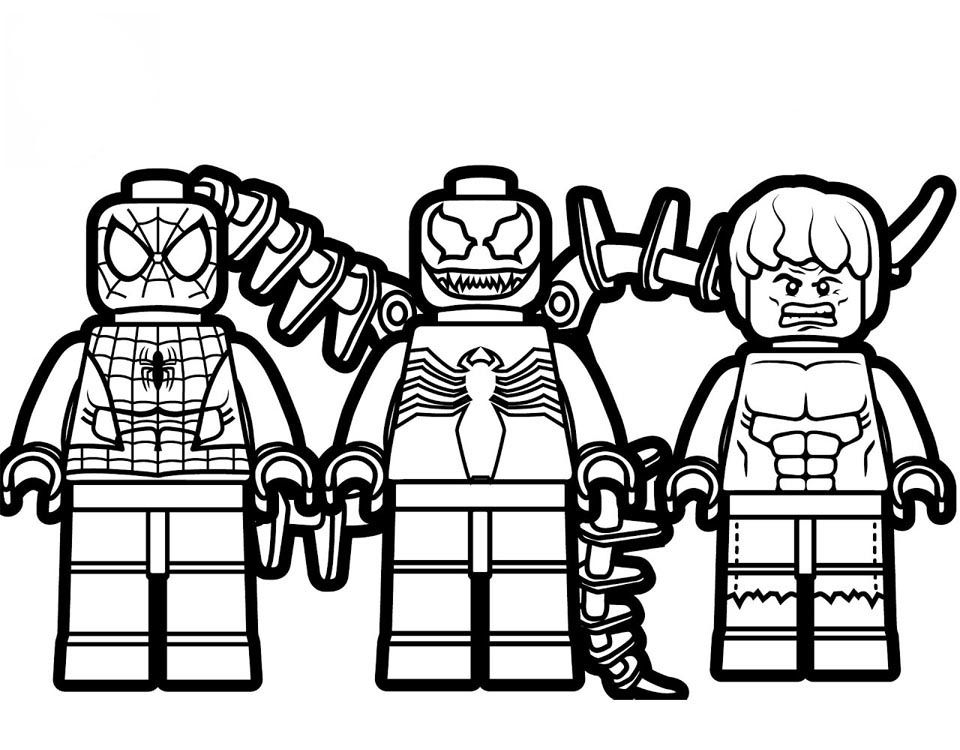 Lego Superhero Coloring Pages Best Coloring Pages For Kids Lego Coloring Pages Spiderman Coloring Lego Movie Coloring Pages