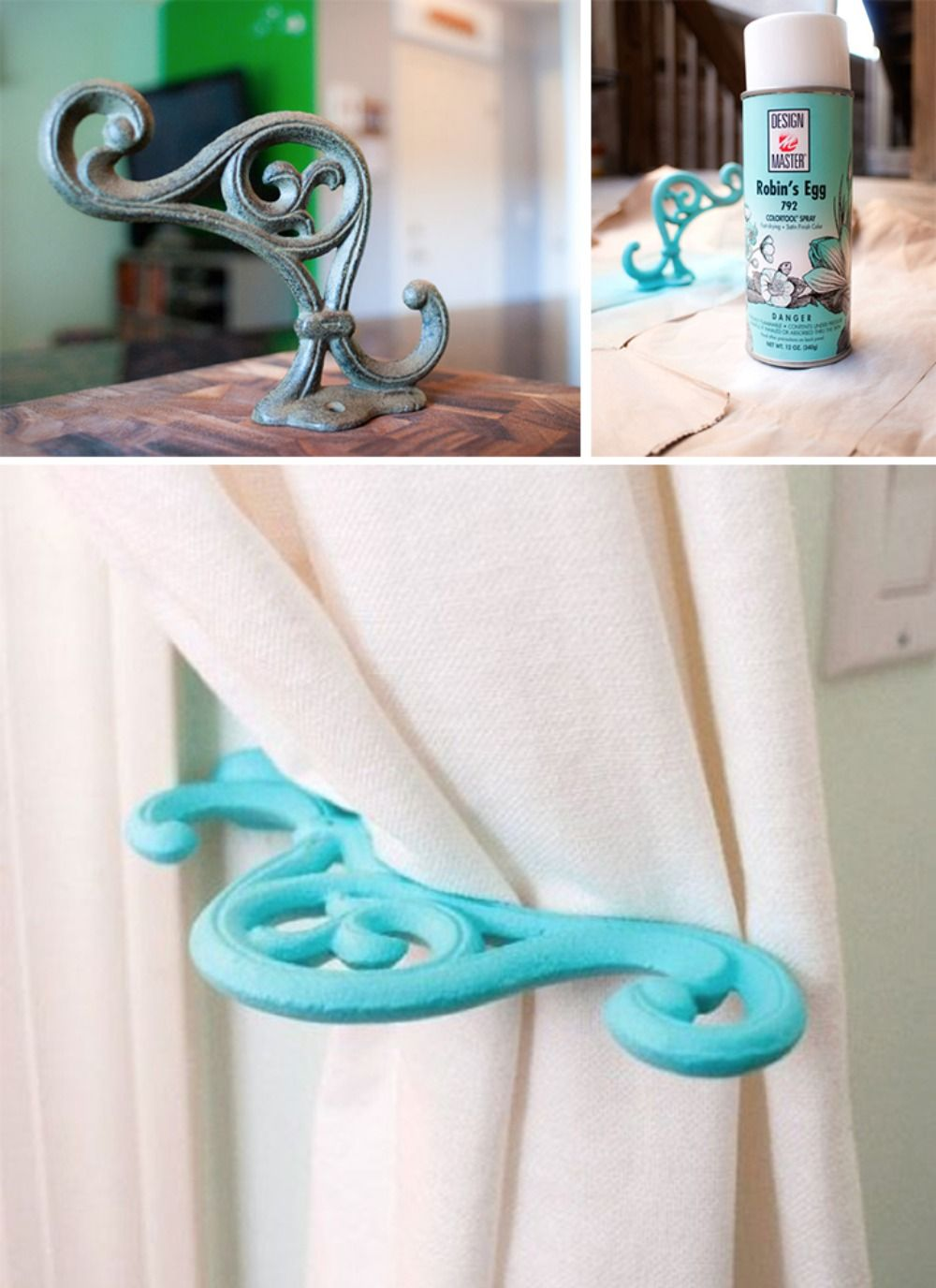 17 Awesome DIYs For Your New Home! | Wood screws, Plant hangers ...