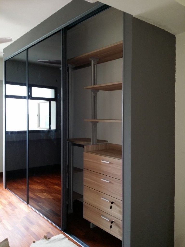 Modular Wardrobe System | Pole Plus