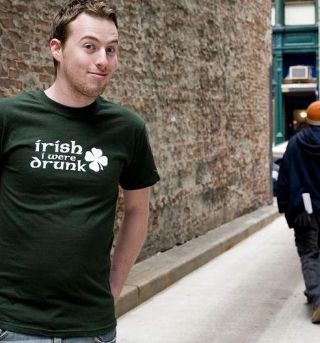 Irish I Were Drunk  #Drunk #Irish #Were TshirtPix.com