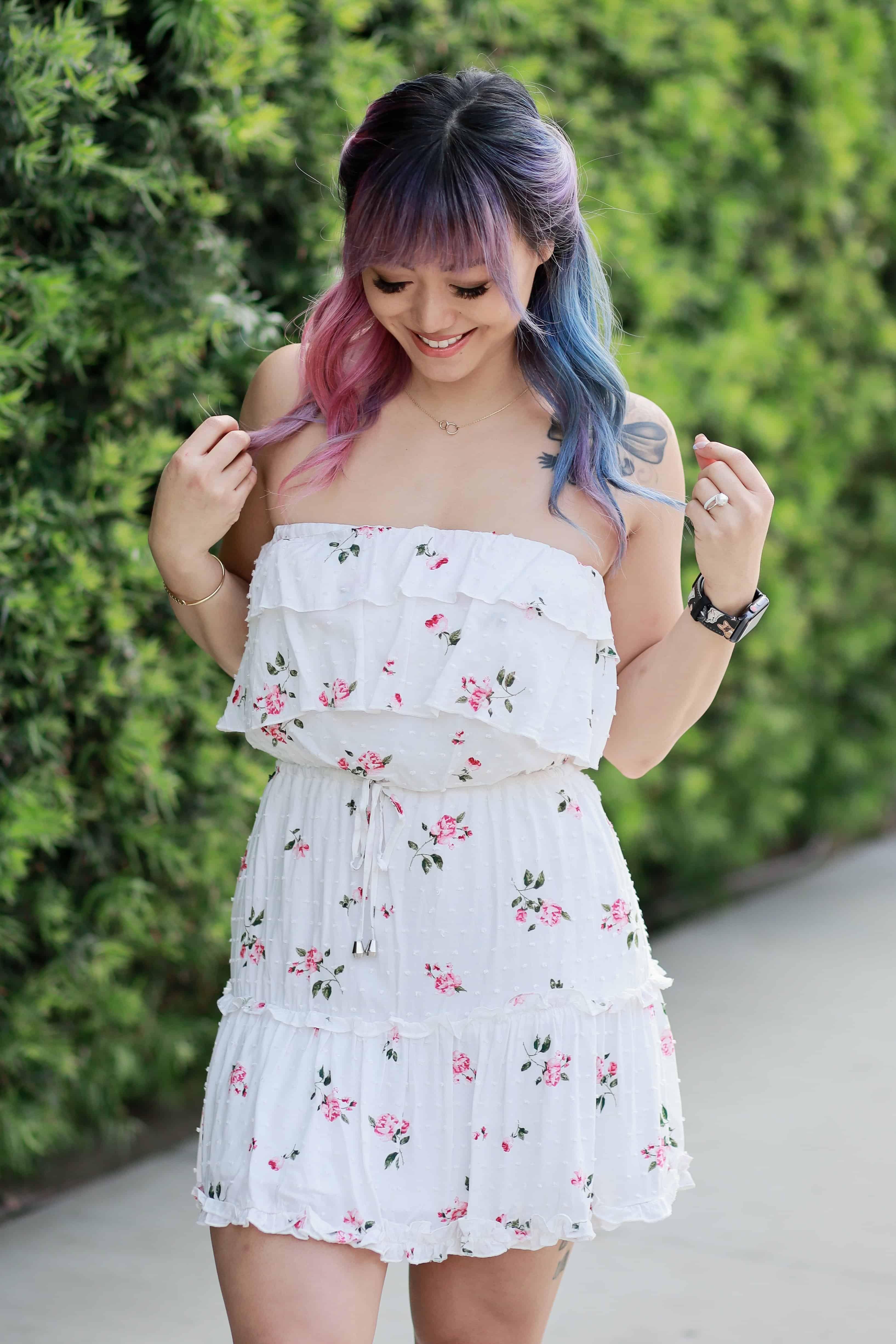 Cynthia Leu Carefree Strapless Tube Dress Off White Large In 2021 Strapless Tube Dress Strapless Summer Dress Tube Dress [ 4904 x 3270 Pixel ]