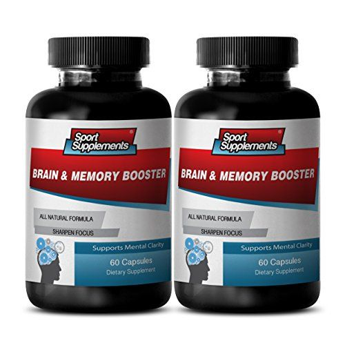 Brain Support Brain And Memory Booster Mood Enhancement With